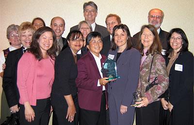 Workplace Leadership Award 2006